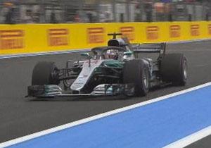 Формула-1. Гран-прі Франції. Хемілтон бере поул, за ним Боттас і Феттель
