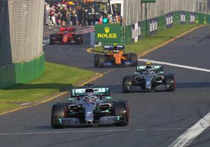 Формула-1. Хемілтон бере поул в Австралії, за ним - Боттас та Феттель