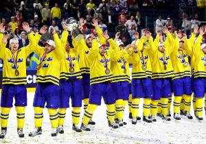 ЧС-2018 з хокею. Швеція перемогла швейцарців в фіналі