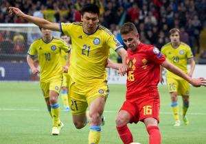 Відбір Євро-2020. Нічия Уельсу та Хорватії, успіх Бельгії та Німеччини