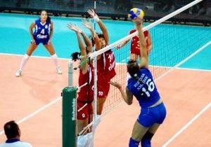 ЧС з волейболу. Відбір. Жіноча збірна України долає груповий раунд