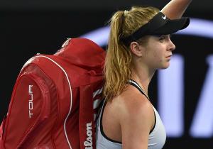 Australian Open. Світоліна зачохлила ракетку у тенісному трилері