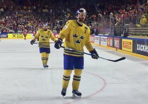 Збірна Швеції - чемпіон світу з хокею!