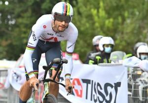 Джіро д'Італія. 14-й етап. Ганна виграв