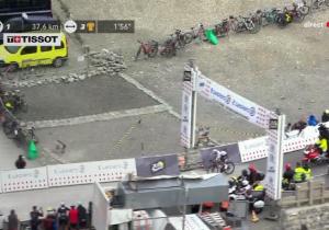 Тур де Франс. 19 етап. Берналь став новим лідером після форс-мажорної гонки