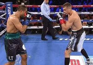 Гвоздик переміг Амара та став тимчасовим чемпіоном WBC