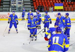 Хокей. Україна вперше в історії програла румунам
