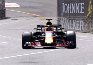 Формула-1. Гран-прі Монако. Ріккардо завоював поул, за ним - Феттель і Хемілтон