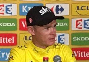 Фрум - чемпіон Тур де Франс