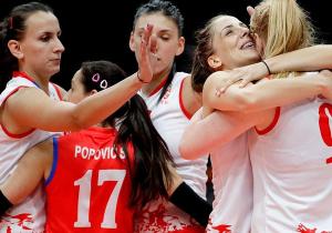 ЧЄ-2019 з волейболу. Жінки.  Сербія вдруге поспіль виграла чемпіонат Європи (ВІДЕО)