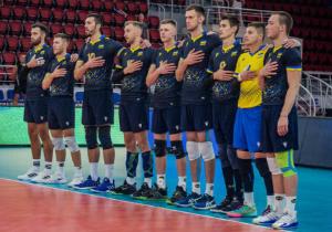 Євро-2021 з волейболу. Чоловіки. Україна з боями програла Росії
