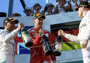 Формула-1. Феттель - переможець Гран-прі Австралії