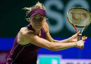 WTA. Доха. Світоліна програла Халеп в півфіналі