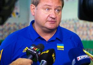 Наставник збірної України подав у відставку