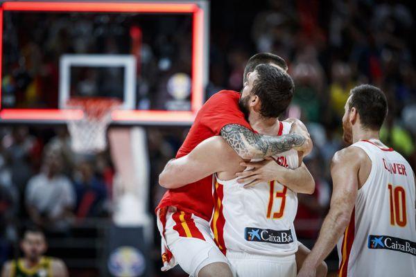 Іспанія - чемпіон світу з баскетболу