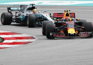Формула-1. Ферстаппен виграв гонку в Малайзії, Хемілтон - 2-й, Феттель - 4-й