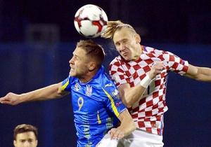 ЧС-2018. Україна програла у Хорватії