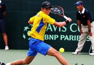 ITF Нонтхабурі. 25-річний українець виграв третій титул у кар'єрі