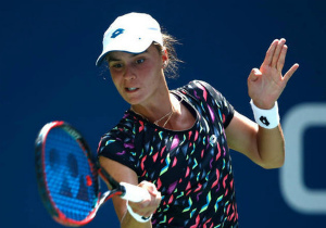WTA Лінц. Калініна дала жорсткий бій другій сіяній