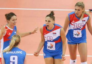 ЧЄ-2017 з волейболу. Сербія - чемпіон, бронза - у кривдниць України