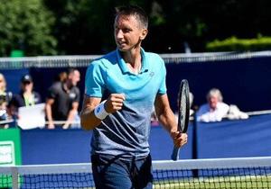 ITF Гельсінкі. Стаховський здолав француза в третьому раунді
