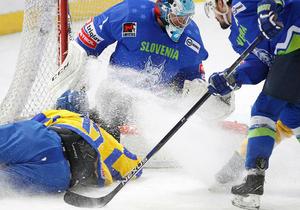 Єврочелендж. Україна без шансів програла Словенії