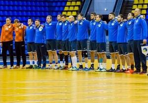 Гандбол. Відбір Євро-2018. Україна побила чехів (+ВІДЕО)