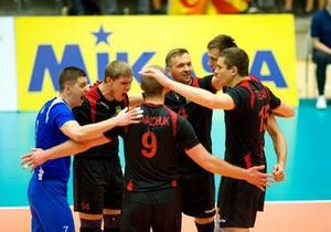 Україна виграла волейбольну Євролігу