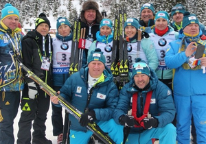 Біатлон. Названо склад збірної України на Олімпіаду-2018