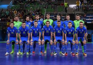 Футзал. Україна з боями покидає Євро-2018