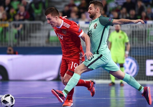 Футзал. Євро-2018. Португалія та Іспанія розіграють трофей