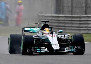 Формула-1. Хемілтон виграв кваліфікацію у Китаї, за ним - Феттель і Боттас