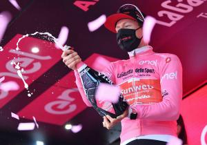 Джіро д'Італія. 18 етап. Келдерман відібрав рожеву майку в Алмейди