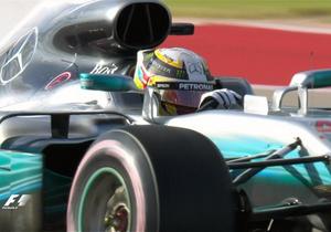 Формула-1. Хемілтон виграв кваліфікацію у США