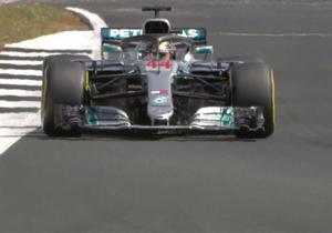 Формула-1. Хемілтон завоював поул домашнього Гран-прі