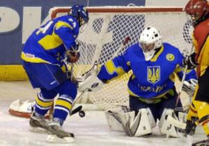ЧС з хокею (Дивізіон IB). Збірна України розгромила румунів в стартовій грі