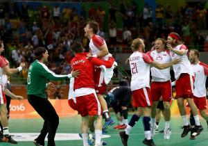 ЧС з гандболу. Данія обіграла Норвегію в фіналі