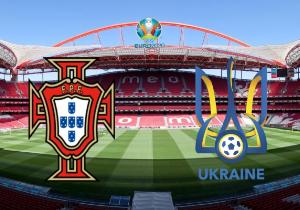 Євро-2020. Португалія - Україна. Анонс, суддя, трансляція