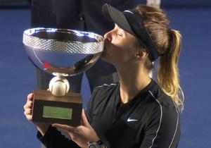 WTA Монтеррей. Світоліна виграла титул і піднялася в рейтингу