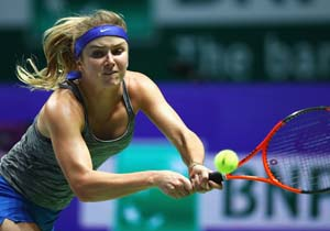 Підсумковий турнір WTA. Світоліна стартувала з поразки