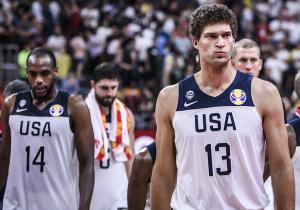 ЧС з баскетболу. Виліт США, Франція та Австралія у півфіналі