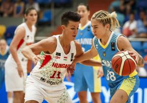 Євробаскет-2017. Жінки. Україна перемогла Угорщину і зіграє в плей-офф