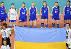 ЧЄ-2019 з волейболу. Українки програли бельгійкам в стартовій грі