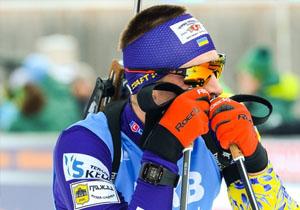 Кубок світу з біатлону. Збірна України четверта в жіночій естафеті, перемога Норвегії