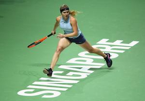 Світоліна перемогла Халеп, але вилетіла з Підсумкового турніру WTA