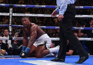 Руїс нокаутував Джошуа в 7 раунді (ВІДЕО)