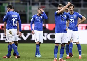 ЧС-2018. Збірна Італії вилітає з турніру