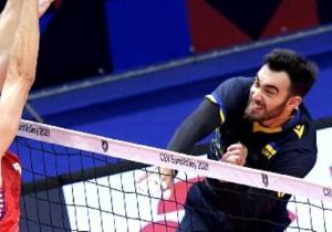 Євро-2021 з волейболу. Україна обіграла бельгійців і вийшла в 1\8 фіналу