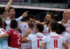 Волейболісти збірної Франції вперше в історії виграли чемпіонат Європи