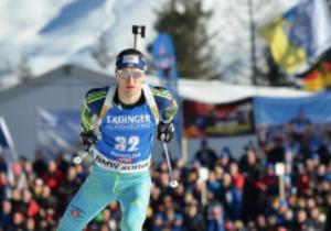 Біатлон. Україна прийшла 16-ю в чоловічій естафетній гонці